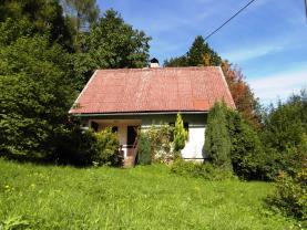 Prodej, rekreační chata 4+1, 400 m2, Nový Hrádek