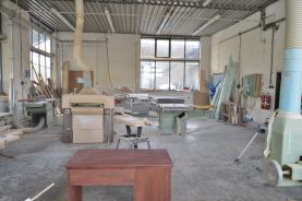 Hlavní dílna  (Prodej, výrobní hala, Teplice, ul. Gagarinova), foto 2/40