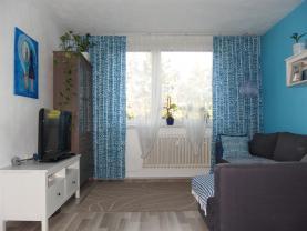 Prodej, byt 1+1, 48 m2, Brno - Řečkovice, ul. Horácké nám.