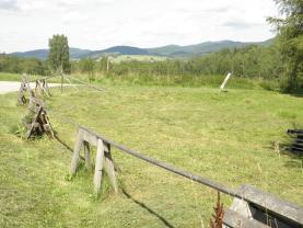 Prodej, stavební pozemek, 1157 m2, Nová Pec