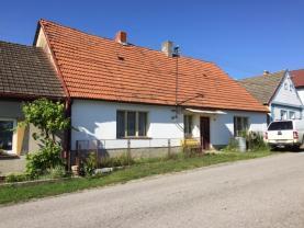 Prodej, chalupa 4+1, 695 m2, Myslkovice