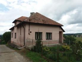 Prodej, rodinný dům 5+2, 3829 m2, Vilémovice