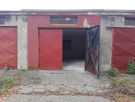Prodej, garáž, 23 m2, Bohumín