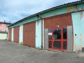 Pronájem, výrobní objekt, 280 m2, Nové Hrady