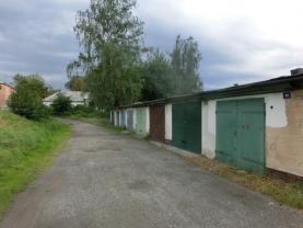 Prodej, garáž 22 m2, Havířov, ul. Jarošova