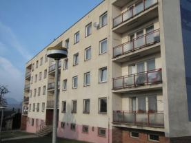 Prodej, 1+kk, 37 m2, Louny, ul. Husova
