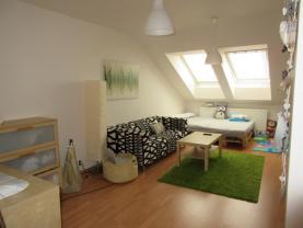 Prodej, byt 2+1, 62 m2, Brno - Slatina, ul. Ponětovická