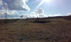 Pronájem, pozemek, 2500 m2, Králův Dvůr - Popovice