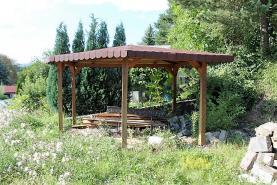 Prodej, zahrada, 470 m2, OV, Teplice, Bystřany