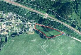 Prodej, stavební pozemek, 3697 m2, Mariánské Lázně - Valy