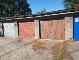 Prodej, garáž, 16,90 m2, Ostrava - Zábřeh, ul. Pavlovova