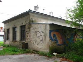 Boční pohled (Pronájem, komerční objekt, Ostrava - Hulváky, ul. Varšavská), foto 2/5
