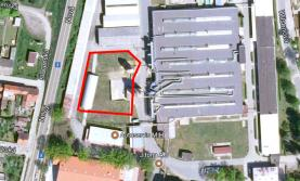 Prodej, pozemek, 2300 m2, Soběslav, ul. Wilsonova