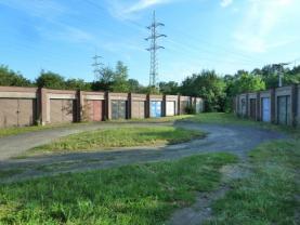 Prodej, garáž, 22 m2, Ostrava - Kunčice, ul. Rozumova