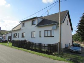 Prodej, rodinný dům 4+1, Hybrálec
