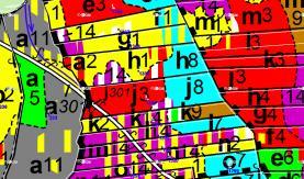 Mapa (Prodej, lesní pozemek, 7764 m2, Bratřice), foto 3/3