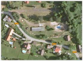 Prodej, pozemek, 1650 m2, Stárkov