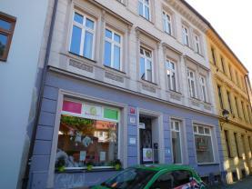 Pronájem, byt 2+1, 83 m2, České Budějovice, ul. Hradební