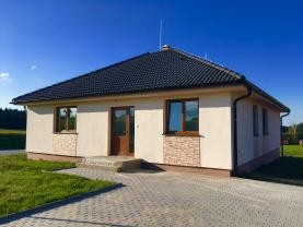 Prodej, rodinný dům 4+kk, 713 m2, Ševětín