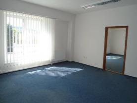 Pronájem, kancelářské prostory, 45 m2, Zlín