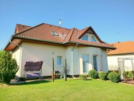 Prodej, rodinný dům 5+1, 181 m², Praha - Hostivice