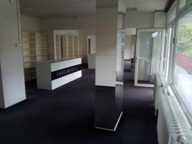 Pronájem, obchodní objekt, 160 m2, Ostrava - Zábřeh