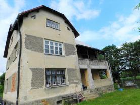 Prodej, rodinný dům 9+1, 126 m2, Krajková
