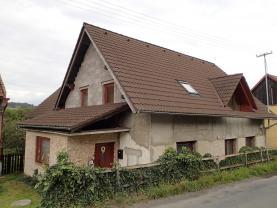 Prodej, rodinný dům 5+1, 459 m2, Lubná