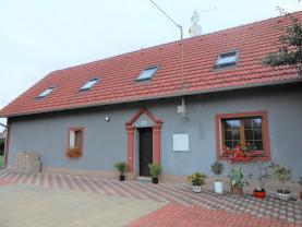 Prodej, rodinný dům 7+1, 1000 m2, Sokolov- Lomnice