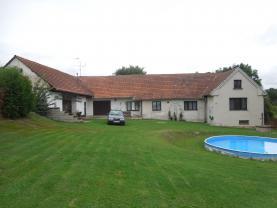 Prodej, rodinný dům, Zadní Střítež