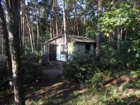 Prodej, chata 1+1, 28 m2, Brno Kníničky
