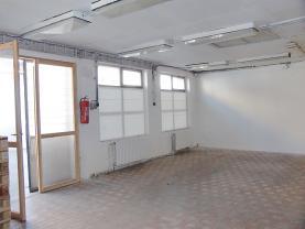 Pronájem, výrobní objekt, 120 m2, Praha 4, Michle