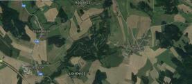 Prodej, les, louka, 19445 m2, Koberovice - Lohenice