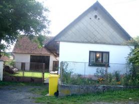 Prodej, chalupa 3+kk,172 m2, Poleň