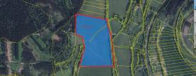 Prodej, orná půda, 63 879 m2, Mokrosuky