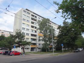 Prodej, byt 1+kk, Pardubice - Polabiny