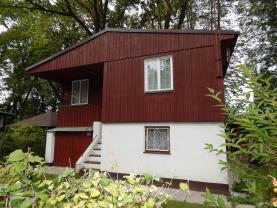Prodej, chata 4+1, 45 m2, Němčice nad Labem