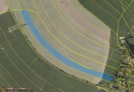 Prodej, pole, 122096 m2, Odry - Veselí