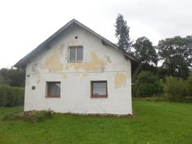 Prodej, rodinného domu 3+1, Bělá nad Radbuzou