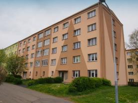 Prodej, byt 1+1, 40 m2, Horní Slavkov, ul. Poštovní