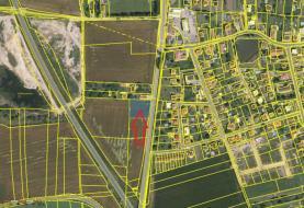 Prodej, stavební pozemek, 2600 m2, Mikulovice