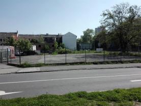 Pronájem, zpevněná plocha, 1100 m2, Ostrava - Přívoz