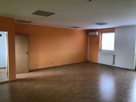 Pronájem, nebytový prostor, 68 m2, Hlučín