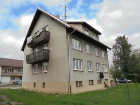 Prodej, byt 2+1, 54 m2, DV, Dynín