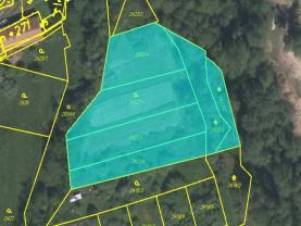 Prodej, pozemek, 8338 m2, Jaroměřice