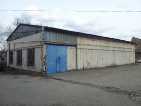 Prodej, sklad, 275 m2, Brno - Ponava, ul. Poděbradova