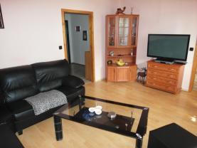 obývací pokoj (Prodej, byt 3+1, 65 m2, OV, Ústí nad Labem - Krásné Březno), foto 3/16