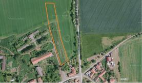 Prodej, pozemek, 3964 m2, Dolní Chvatliny, Mančice