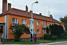 Prodej, byt 2+1, OV, 56 m2, Moravský Krumlov, ul. Břízová
