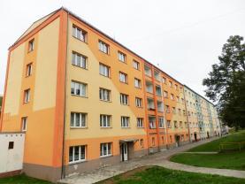 Prodej, byt 2+1, 56 m2, OV, Rotava, ul. Sídliště